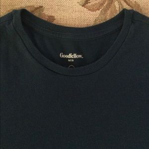 All Cotton T-Shirt by GoodFellow